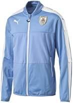 Puma Men's Uruguay Stadium Jacket With 2 Side Pockets