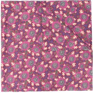 MACKINTOSH Liberty print scarf
