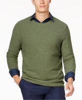 Tasso Elba Men's Solid Supima® Sweater, Created for Macy's