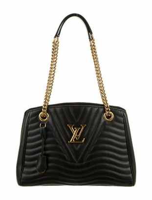 Louis Vuitton 2018 New Wave Chain Tote Black