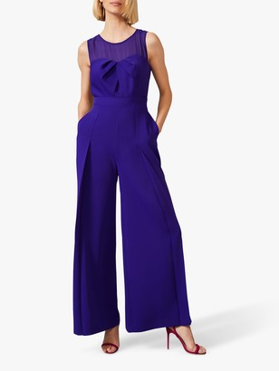 Phase Eight Jose Jumpsuit, Electric Blue