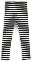 Kate Spade Girl's Striped Leggings