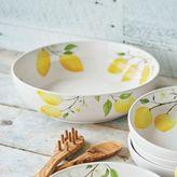 Sur La Table Lemon Pasta Serve Bowl