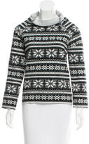 Comme des Garcons Mock Printed Sweater