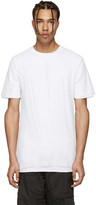 Alexandre Plokhov White Layered Mesh T-Shirt