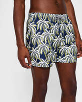 Ted Baker Palm print swim shorts