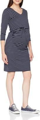 Mama Licious Mamalicious Women's Mlblackie 3/4 Sleeve Jersey Dress Str