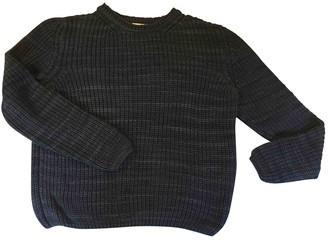 Masscob Navy Cotton Knitwear for Women