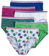 Hanes Girls 4-16 6-pk. CoolDRI Comfort Briefs