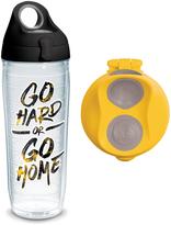 Tervis Go Hard or Go Home 24-Oz. Water Bottle Set