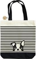 Seltzer Goods Striped Dog Tote
