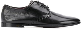 Dolce & Gabbana Pointed Toe Loafers
