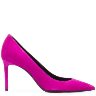 Saint Laurent Anja pointed-toe pumps