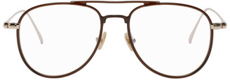 Tom Ford Tortoiseshell Pilot Glasses