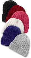 Charter Club Chenille Shaker Cuff Hat