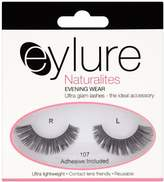 Eylure Naturalites False Lashes - Evening Wear 107 - Pack of 6
