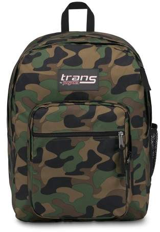 "JanSport Trans by 17"" SuperMax Backpack - Hunting Camo"