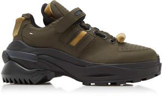 Maison Margiela Retro Fit Leather Sneakers