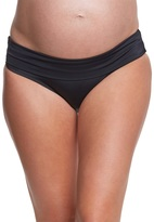 Prego Maternity Swimwear Roll Waist Bikini Bottom 8141611