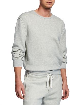Vince Men's French Terry Crewneck Sweatshirt