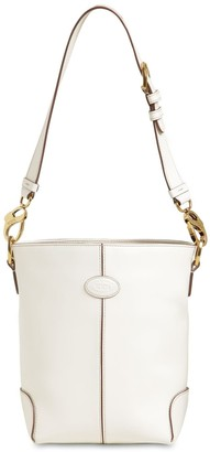 Tod's D-BAG MINI SAC LEATHER SHOULDER BAG