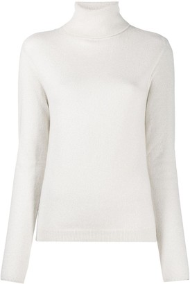 Dondup Cut-Out Rib-Trimmed Jumper
