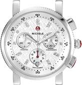 Michele Women's MW01N00A0980 Sport Sail 18 Watch Face
