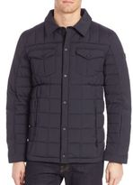 Tumi Quilted Long Sleeve Jacket