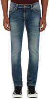 Nudie Jeans Men's Long John Fitted Jeans-LIGHT BLUE