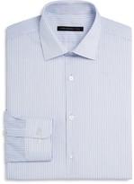 John Varvatos Stripe Regular Fit Dress Shirt
