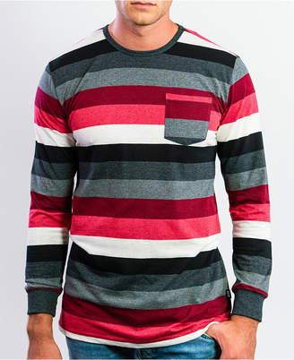 Beautiful Giant Men Casual Comfort Soft Crewneck Longsleeve T-Shirt