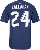 Reebok Men's Ryan Callahan Tampa Bay Lightning Player T-Shirt