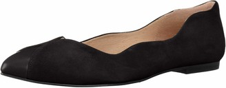 French Sole Women's Coop Ballet Flat