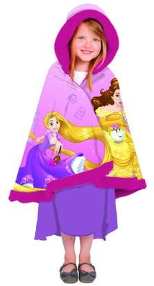 Princess Disney's 'Royal Wrap' Girls Snuggle Wrap with Hood