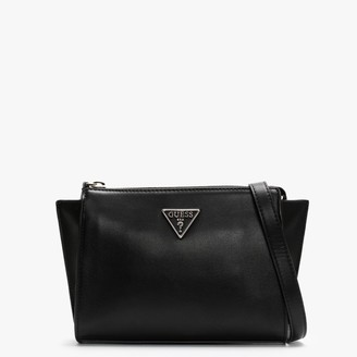 GUESS Mini Tangey Black Cross-Body Bag