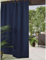 JCPenney Josie Accessories Matine Tab-Top Indoor/Outdoor Curtain Panel