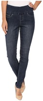 Jag Jeans Chandler Pull-On Skinny Comfort Denim in Anchor Blue