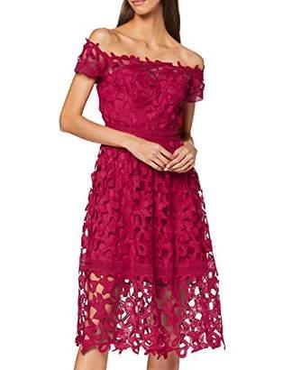 Chi Chi London Women's Zelma Party Dress,(Size:)