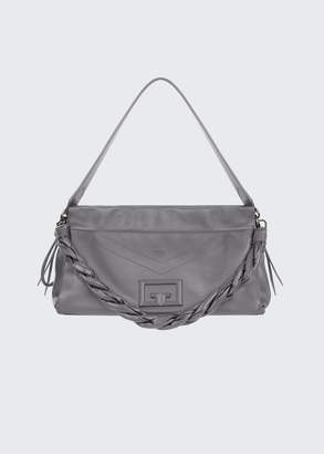Givenchy ID Large Medallion Top-Handle Bag