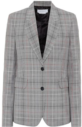 Gabriela Hearst Sophie wool and mohair blazer