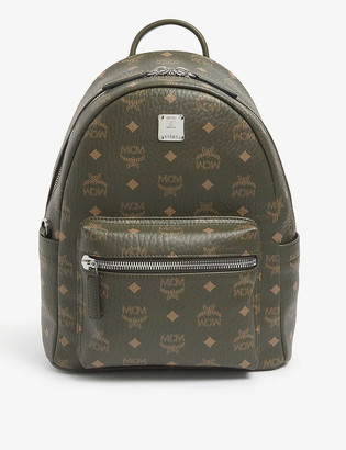 MCM Stark small leather backpack