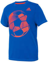 adidas Ball-Print T-Shirt, Toddler Boys