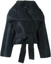 Maison Margiela taffeta padded jacket - women - Cotton/Polyester/Viscose - 42