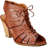 Paul Green Cosmo Lace-Up Leather Bootie