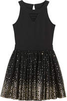 Epic Threads Sequin Popover Dress, Big Girls, Created for Macy's
