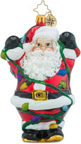 Christopher Radko Tangled Tidings Collectible Ornament
