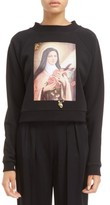 Christopher Kane Women's St. Therese Of Lisieux Sweatshirt