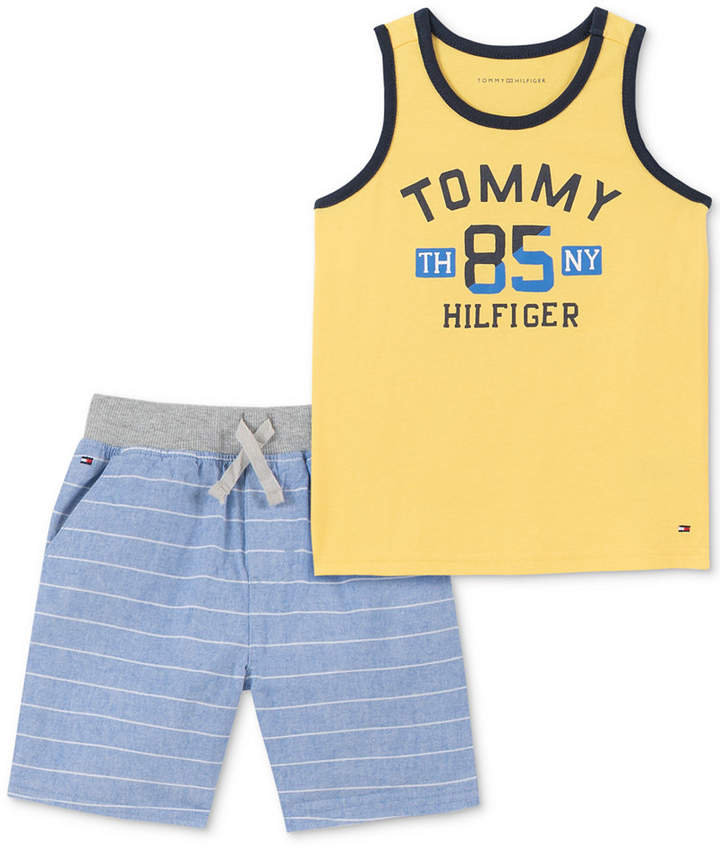 c4134b670 Tommy Hilfiger Boys' Matching Sets - ShopStyle