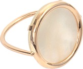 ginette_ny Disc Ring Mother Of Pearl