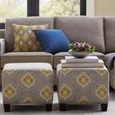 Skyline Furniture Cube Ottoman